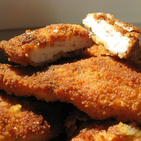 Kotlet z kurczaka